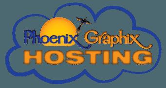 Phoenix Graphix Hosting Logo